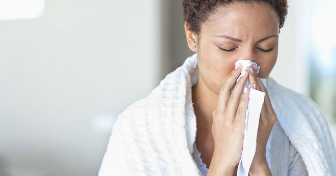 Simple home remedies treatment for common flu