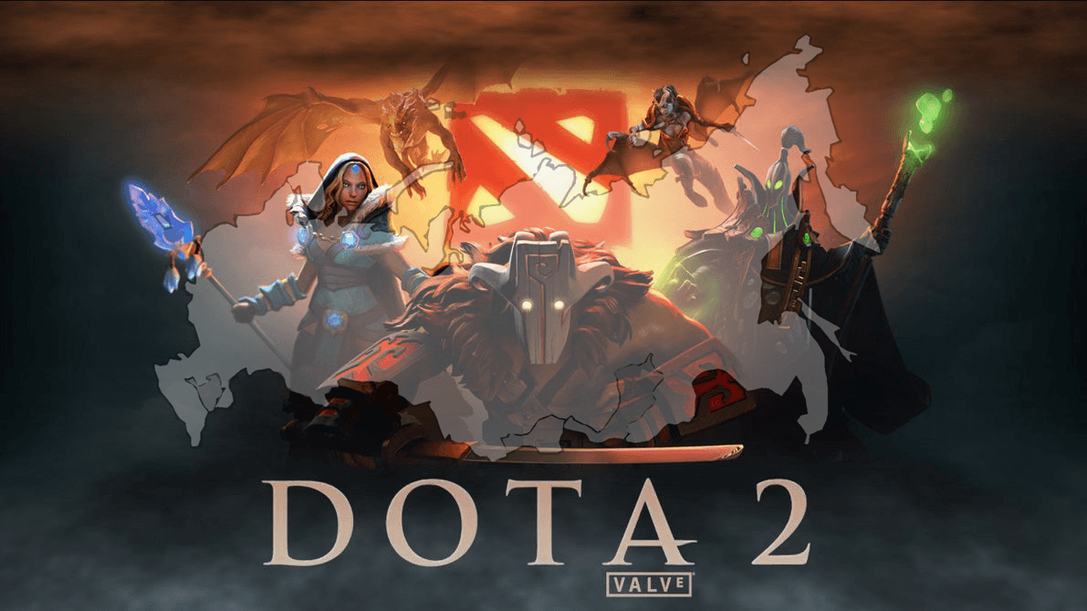 Experiencing Dota 2 by Using Online Training Software