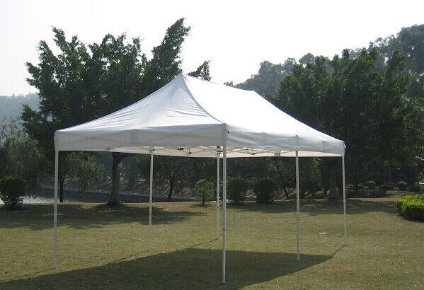 Types of canopy materials and accessories