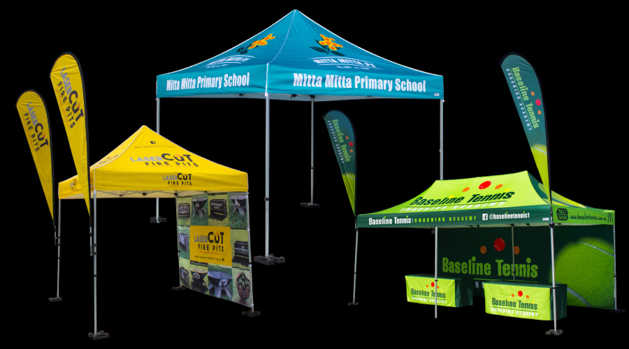 What Are Custom Tents?