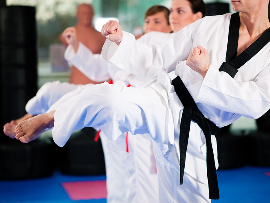 Importance of martial arts