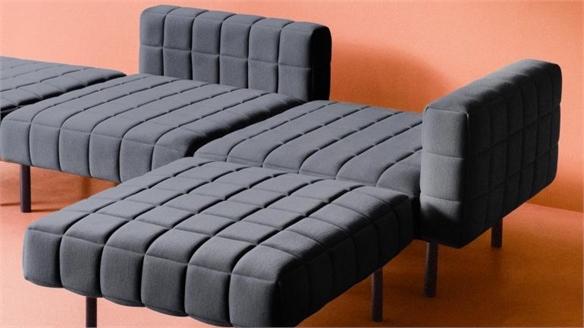 Elephant In A Box Foldable Sofa