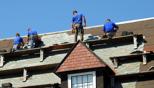 What Do Roofing Company In Ajax Do With The Rooftop To Make It Elegant