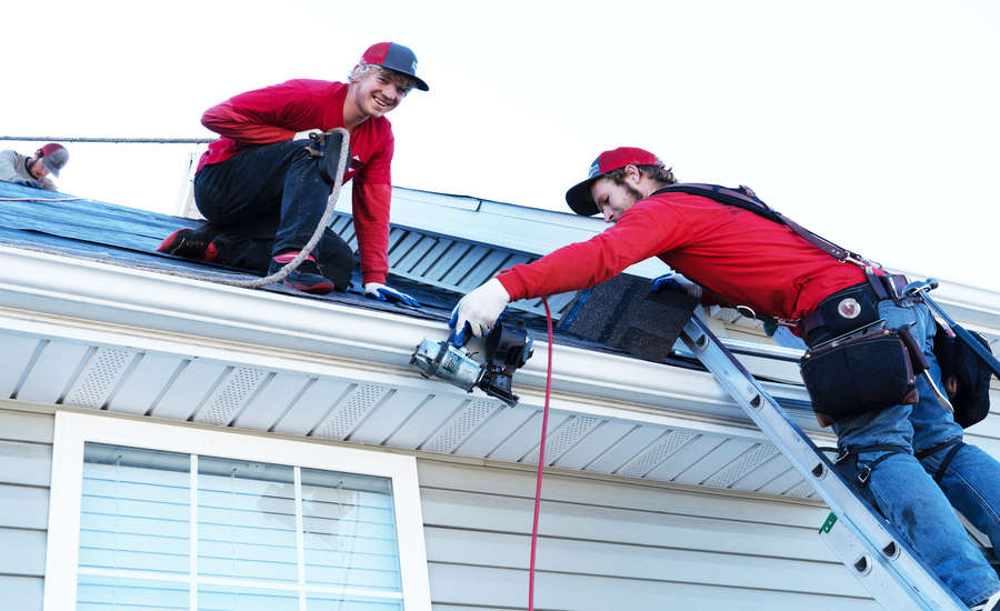 roofing company in ajax
